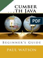 Cucumber With Java - Paul Watson