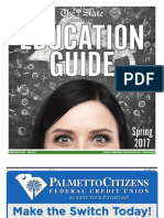 Education Guide, spring 2017