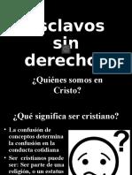 Esclavos Sin Derechos Aniversario IBE Callao 2012