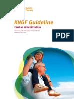 Cardiac Rehabilitation Practice Guidelines 2011