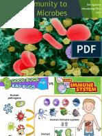 Kuliah 9 - Imunitas Terhadap Mikroba [Dr. Dini Agustina, M.biomed]