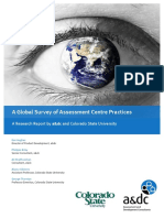 Global Survey Assessment Centre Practices Report 2012