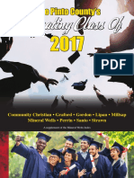2017 Graduation Tab