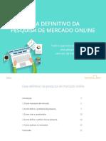 Guia Definitivo Da Pesquisa de Mercado Online