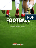 Videobserver E-book_Football Training by Top European Coaches