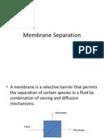 6. Membrane sep.pdf