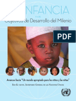La infancia y los objetivos del milenio.pdf