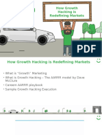 Growth Hacking - Redefining Marketing (Updated) (1)
