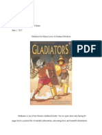 supplemental reading book -gladiators-