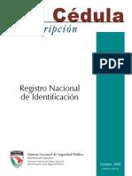 Registro Nacional de Identificación