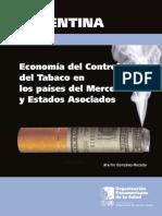 Economia Del Control Del Tabaco en Los P