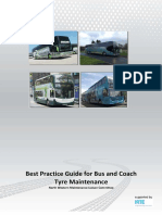 Best Practice Guide for Bus and Coach Tyre Maintenance - Revised 20150731