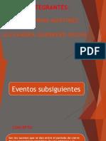 Eventos Subsiguientes Alexaandra (1)