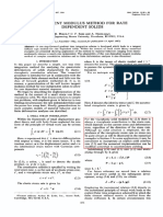 1984_Peirce, Shih, Needleman_A Tangent Modulus Method for Rate Dependent Solids