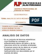 Analisis de Datos Mediante Histogramas 1