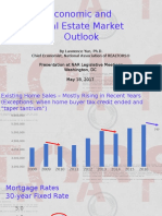 2017 05 18 Economic and Housing Market Outlook 05-18-2017