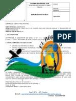 especificaciones tecnicas reforestacion
