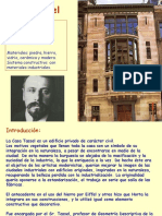 Casa Tassel-Victor Horta
