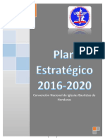Plan Estrategico Conibah 2016-2020 Vf 3