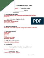 cda ii rc i-3 weekly plan | Soil | Nature
