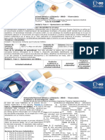 Guía de Actividades y Rúbrica de Evaluación Fase 4 - Operaciones Con Sólidos