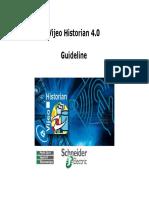 Vijeo Historian 4.0 Guideline