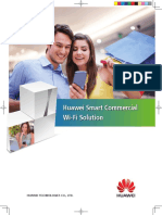 Huawei Smart Commercial Wi-Fi Solution