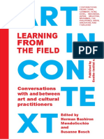 Art in Context Digital Publication