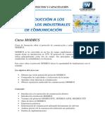 Protocolos Industriales MODBUS