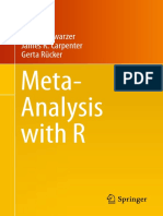 Meta Analysis With R