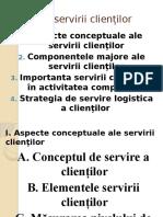 Tema 5 Servirea Clienților