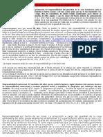 100 Jurisprudencias Sobre Responsabilidad Civil