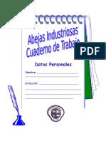 1. Cuaderno de Trabajo Abejas Industriosas