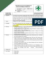 2.3.10.3 SOP Komunikasi Dan Koordinasi Dg Pihak2 Terkait