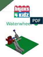 instruction manual water wheel