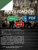 Juego Sobre Movilizacion