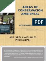 Areas de Conservacion Ambiental