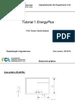 Tutorial EnergyPlus Reabilitação 2014-2015