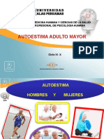 Autoestima Adulto Mayor Uap
