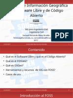 Presentacion03 - FOSS4G