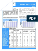 March 2017 Retail Sales Publication