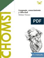 Chomsky - Stefano Versace