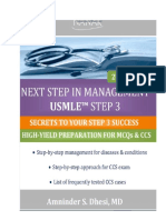 Next Step in Management 2014- CCS Step3 Preview