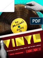 Musicians Guide to Vinyl