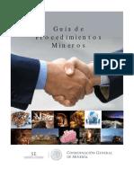 Guia de Procedimientos Mineros 0414