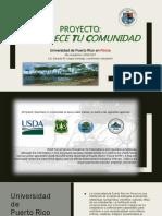 Resumen - Proyecto Reverdece (UPRP 2016-2017)