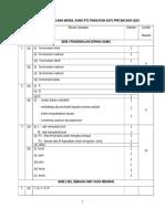 Peraturan Penskoran Modul Sains Pt3 Tingkatan 1 Ppd Bachok