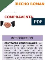 Compra Venta, Derecho Romano