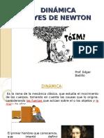 Leyes de Newton-clase Demostrativa