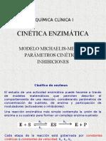 Clase 10 Cinética Enzimática